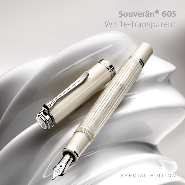 【万年筆】スーベレーンM605限定カラー